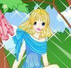 Fantasia da menina fada