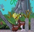 Bob esponja aventuras no fundo do mar