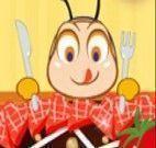 Bolo da abelha