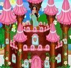 Bolo da princesa Jasmin