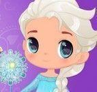 Elsa bebê na Disney