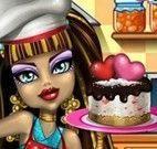 Cleo de Nile decorar bolo