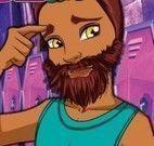 Clawd fazer barba