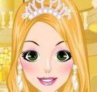 Tratamento de beleza da princesa