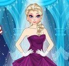Roupas de balé da Elsa