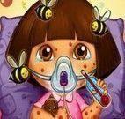 Dora no hospital