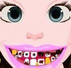 Anna Frozen no dentista