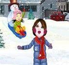 Roupas da neve