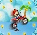 Mario aventuras na praia