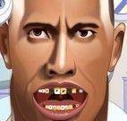 Dentista para Dwayne Johnson
