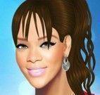 Rihanna maquiar