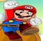 Mario pegar cogumelos