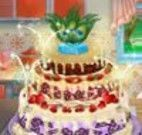Decorar bolo
