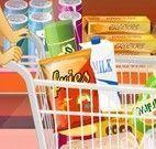 Fazer compras no mercado