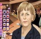 Chanceler alemã Angela Merkel