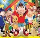 Colorindo Familia Noddy