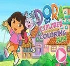 Colorir Dora