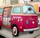 Consertar carro sorveteria