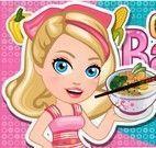 Cozinhar com a Chef Barbie