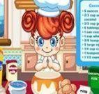 Cozinhar e preparar tortas