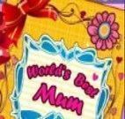 Criar cartão do dia das mães