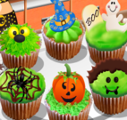 Cupcakes para Halloween - receitas da Sara