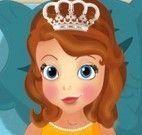 Princesa Sofia grávida