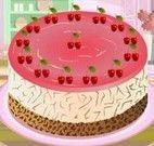 Fazer bolo de cereja