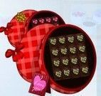 Preparar caixas de chocolate