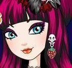 Raven Queen limpeza de pele