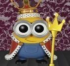 Decorar poltrona do Minion rei
