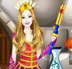 Barbie princesa guerreira