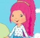 Vestir boneca Moranguinho