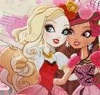 Jogo dos erros Ever After High