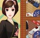 Decorando a Casa da Sakura