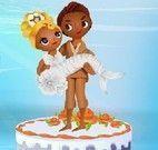 Decorar bolo de casamento da sereia