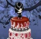 Decorar bolo Emo