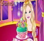 Decorar cupcakes da Barbie