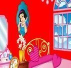 Decorar quarto da Branca de Neve
