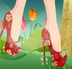 Decorar sapatos