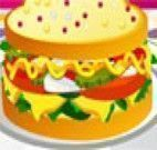 Delicioso sanduíche