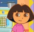Dora na Cozinha