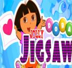 Dora quebra cabeça online