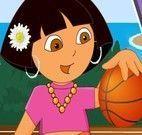 Dora roupas de basquete