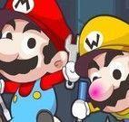 Mario pegar ferramentas