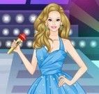 Barbie cantora pop star