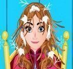 Banho da Anna Frozen