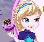 Lanchonete de cupackes da Disney