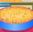 Receita de macarronada de queijo
