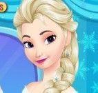 Fazer maquiagem da Elsa